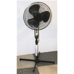 "NEW MAINSTAYS 16"" OSCILLATING STAND UP FAN"