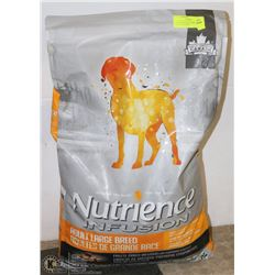 NUTRIENCE LARGE BREED 20LBS ADULT DOG FOOD