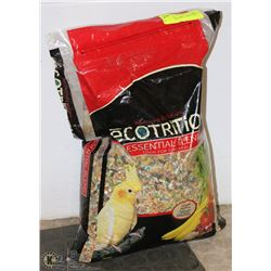 BAG OF COCKATIEL  BIRD FOOD 8LBS.