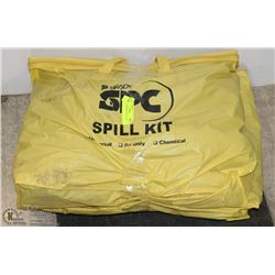 LOT OF 2 UNIVERSAL SPILL KITS