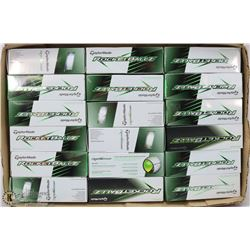 FLAT OF RECLAIMED TAYLORMADE  RECLAIMED GOLF BALLS