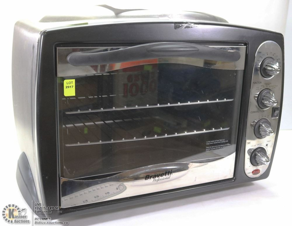 Bravetti Professional Convection Toaster Oven