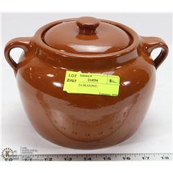 MEDALTA BEAN POT.