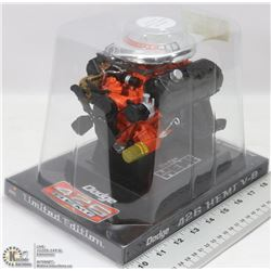 LIMITED EDITION DODGE 426 HEMI DIE CAST ENGINE