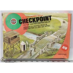 VINTAGE AIR FIX 1:32 SCALE CHECKPOINT CONSTRUCTION
