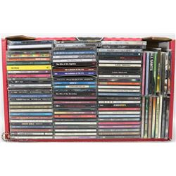 96 CD'S INCL SHANIA TWAIN, POLICE . BRITTNEY SPEARS