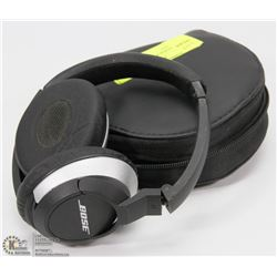 BOSE HEADPHONES IN CASE, FULLY FUNCTIONAL