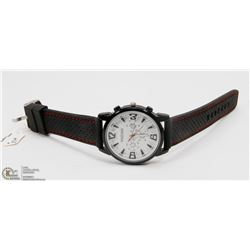#8) WELJEER WATCH RUBBER STRAP