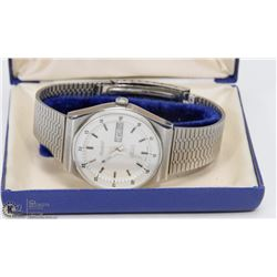ORIGINAL ANMIZ  AUTOMATIC WATCH 25 JEWELS NEW