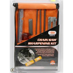 NEW CHAIN SAW SHARPENING KIT