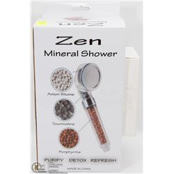 NEW ZEN MINERAL SHOWER