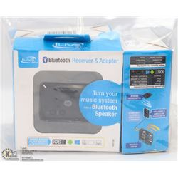 #33-LOT OF 3 BLUETOOTH RECEIVER & ADAPTER