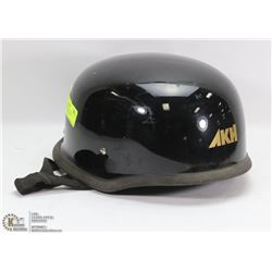 USED AKH DOT 609 MOTORCYCLE HELMET,