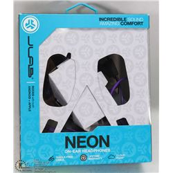 JLAB NEON ON-EAR HEADPHONES