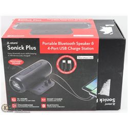 ATOMI SONICK PLUS BLUETOOTH SPEAKER AND