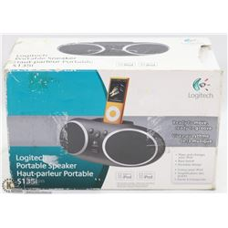 LOGITECH PORTABLE IPOD SPEAKER