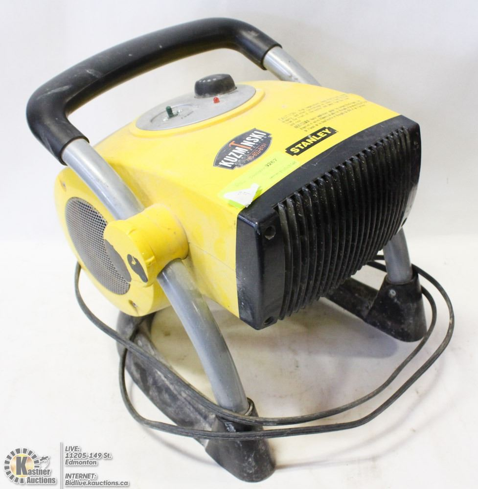 Stanley Personal Electric Space Heater 675919c Wiring A