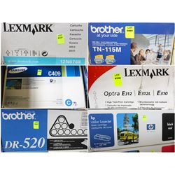 FEATURED ITEMS: OEM NAME BRAND TONER AND INK