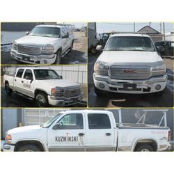 FEATURED ITEM: 2003 GMC SIERRA 1500 HEAVY DUTY