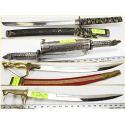 FEATURED ITEMS: SWORDS
