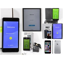 FEATURED ITEMS: SMARTPHONES AND TABLETS