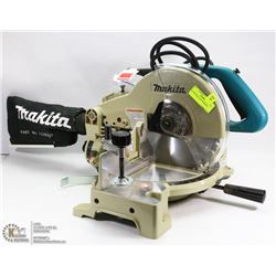 MAKITA MITRE SAW (WORKING).