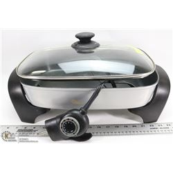 PC ELECTRIC GRIDDLE.