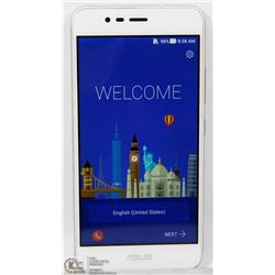 CARRIER UNLOCKED ASUS ZENFONE 3 MAX WHITE