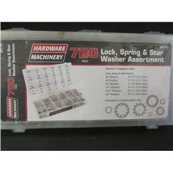 New 720 piece Washer Assortment