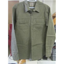 Red Head green shirt size XL