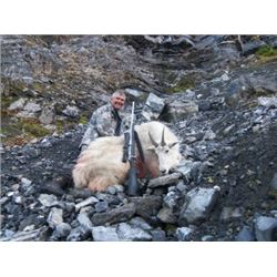 Wicked River BC Mtn Goat Hunt for One in 2020