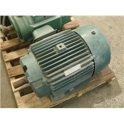 Reliance Electric 30 HP Duty Master A-C Motor, ID#- 1MAF96620