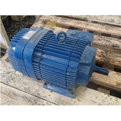 Demag 3.5HP Conical-Rotor Brake Motor, Type: KBA