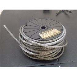 "Tie Down Engineering 150ft, 2800lb 3/8"" Cable"