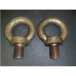 M42 Eye Bolts, 2 Total