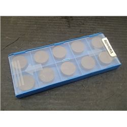 New Valenite CBN Inserts, P/N: RNG 65T00620 C3