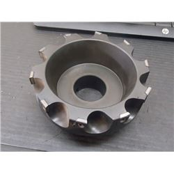 """Ingersoll 5"""" Indexable Face Mill, P/N: 6X2A05R06"""