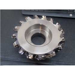 """Seco 6"""" Indexable Face Mill, P/N: R220.53-06.00-12-16"""