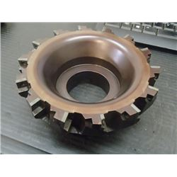 """Kennametal 6"""" Indexable Face Mill, P/N: KSSISR600SD430F8"""