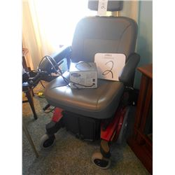 Like-New Pronto Wheel Chair w/ Charger New $3900