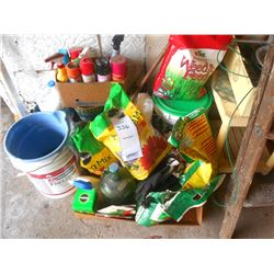 Bundle Lot / Gardening Supplies / Asstd. Gas Cans