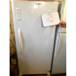 Frigidaire Upright Freezer/ Works