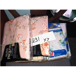 Pillow Cases x7, in Packaging NEW