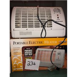 Lakewood Portable Electric Heater NEW