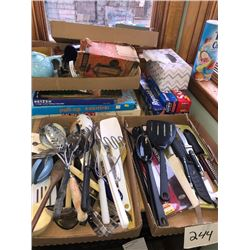 Asstd. Kitchenware like new