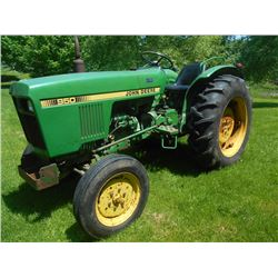 John Deere Farm Tractor/ Runs Great!!!