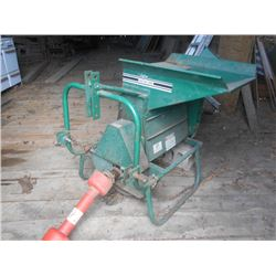 Super Apache 3 Pin Wood Chipper/ Works