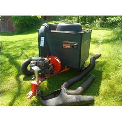 DR Brand Leaf and Lawn Vacuum/Near New