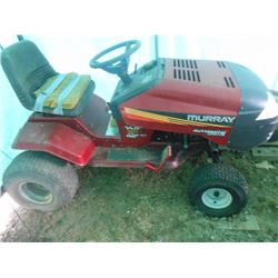 Murray 14.5 HP Garden Tractor As-Is