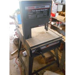 "Craftsman 12"" Two Speed Band Saw"